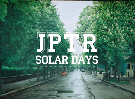 "Dryoma – Jupiter Solar Days (""Message to Jupiter"" Single)"